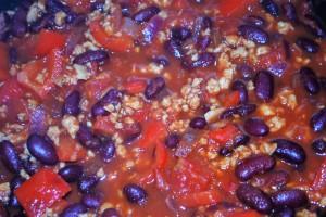 Chili ohne Fleisch