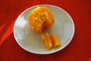 Filierte Orange